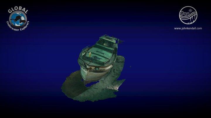 Jacquin II 3D Model