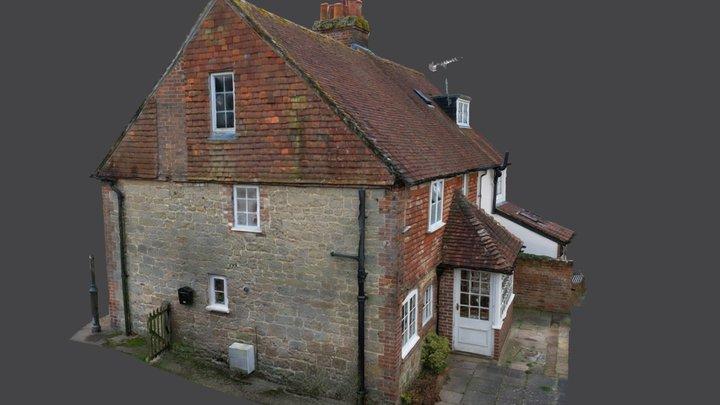 West Sussex Cottage 3D Model