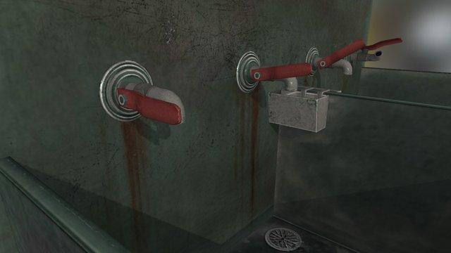 Laundry Tub 3D Model