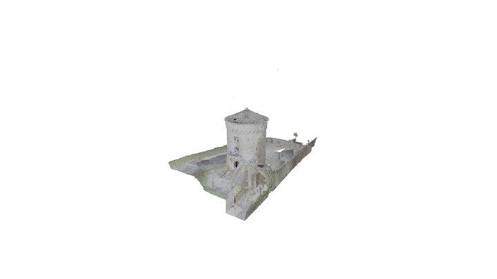 Relevé par laser scanner 3D Model