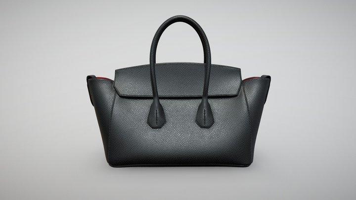 BALLY  Sommet Bag 3D Model