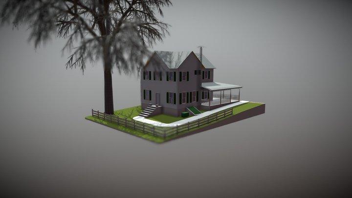 Farmouse Sf 3D Model