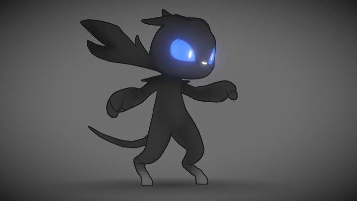 Dark Ori 3D Model