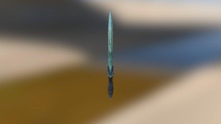 Cold Blade! 3D Model