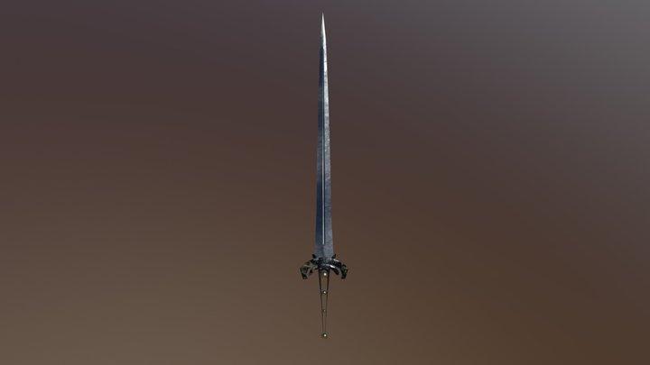 AAA Swords Pack - Flying Sword 3D Model