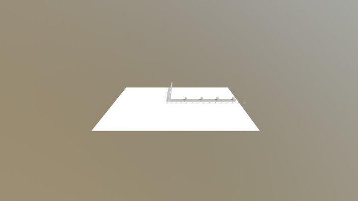 Wall Test 3D Model