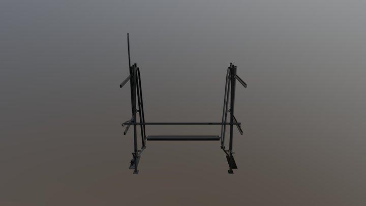Gewächsturm 3D Model