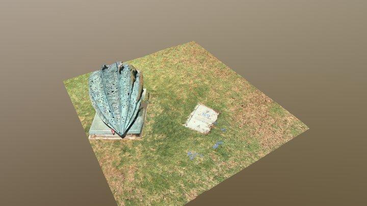 Mosman Seed 3D Model