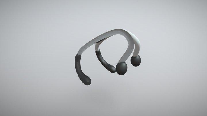 Protótipo Fórnix 3D Model