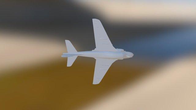 A6 Intruder 3D Model