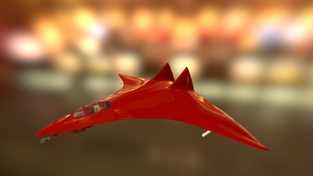 The Pacesetter 3D Model