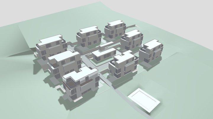 HameaustrassePreview 3D Model
