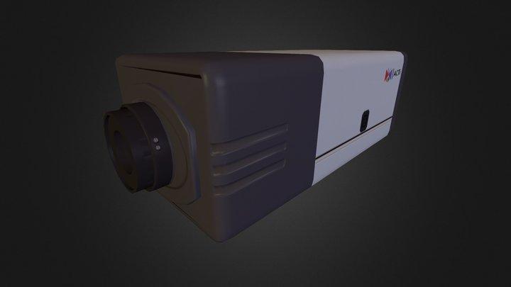 D21F 3D Model
