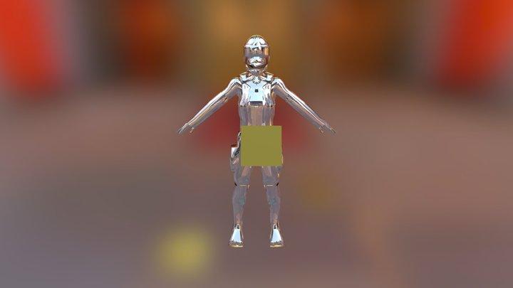 Model 3D Model