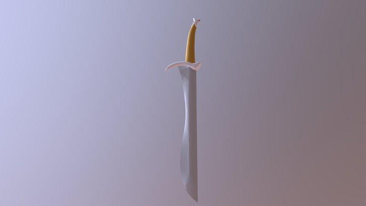 Sword1 3D Model