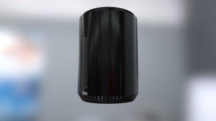 Pi Pro Case for Raspberry Pi 3 3D Model