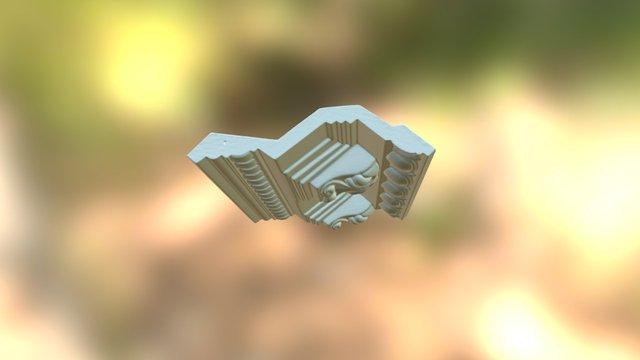 molding4 3D Model