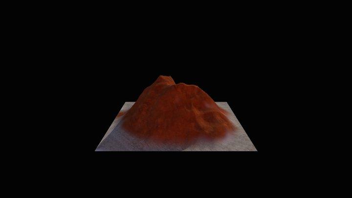 Terrer 3D Model