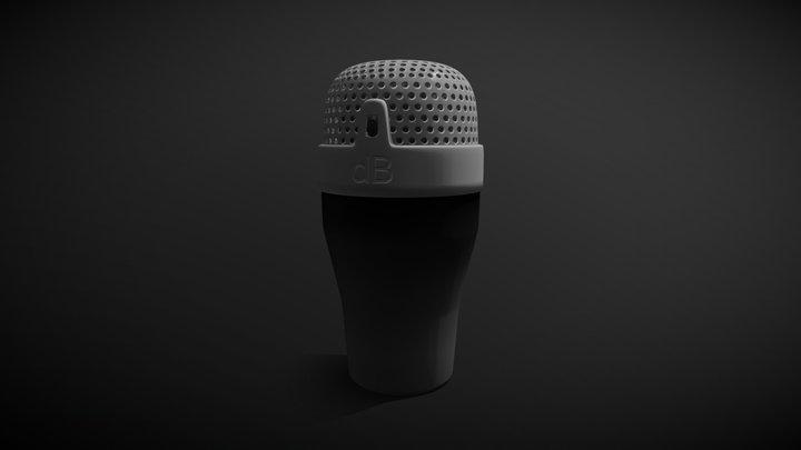 Decibel by Azzaro 3D Model