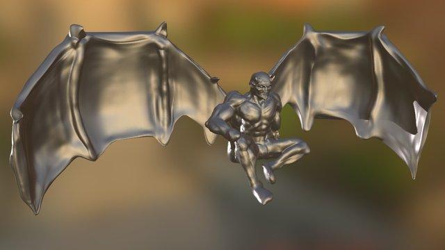 11 - GARGOYLE 3D Model