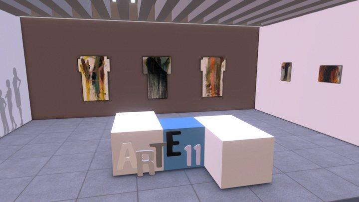 Arte11-Test-VG01 3D Model