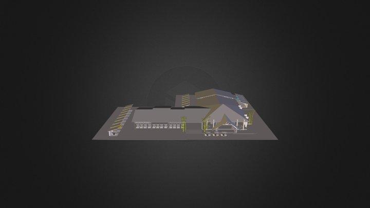 GC Project 3D Model