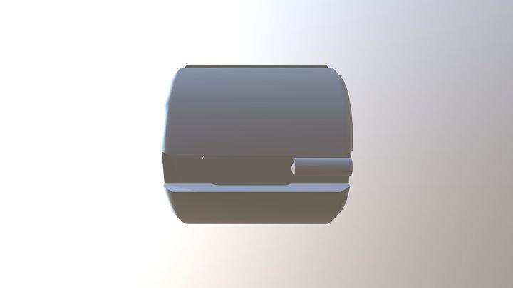 Threaded Insert 3D Model