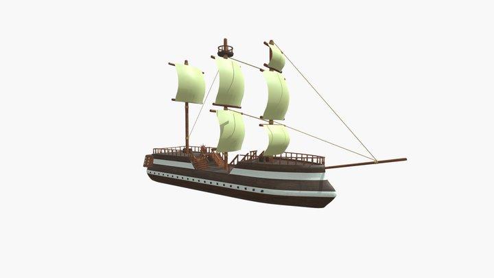 sketchfab reupload 3D Model