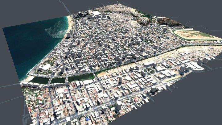Centro de Viña 3D Model