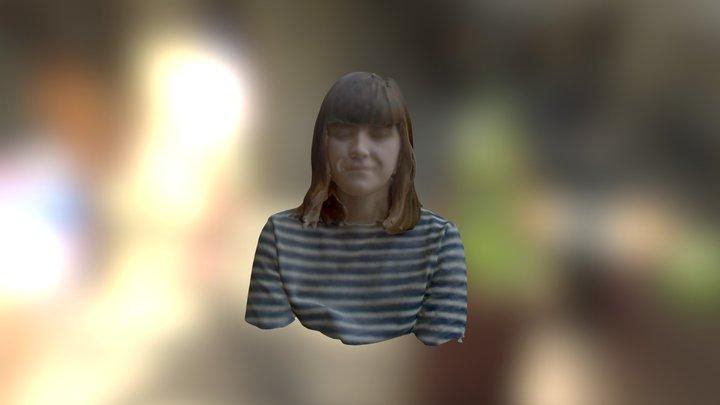Laura-Hasanen 3D Model