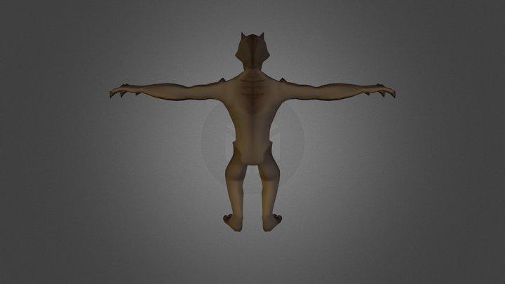 Culpa Small 3D Model
