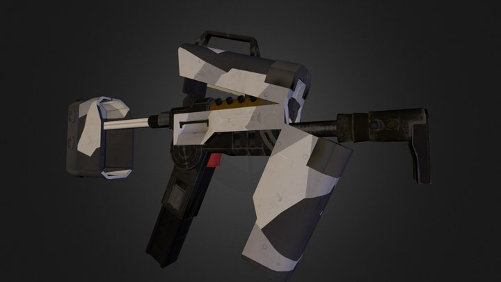 Mag Charger 3D Model