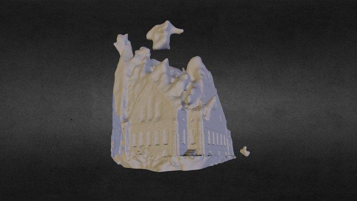 Old Chapel 3 Export 2 3D Model