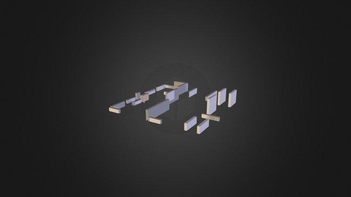 3 D Волгоград 3D Model