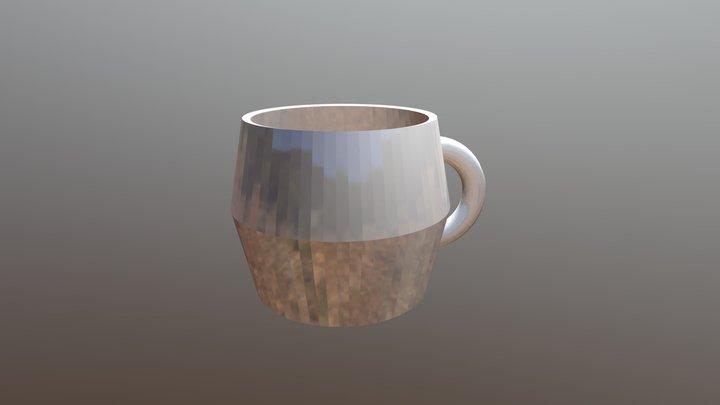 Kahvikuppi 3D Model