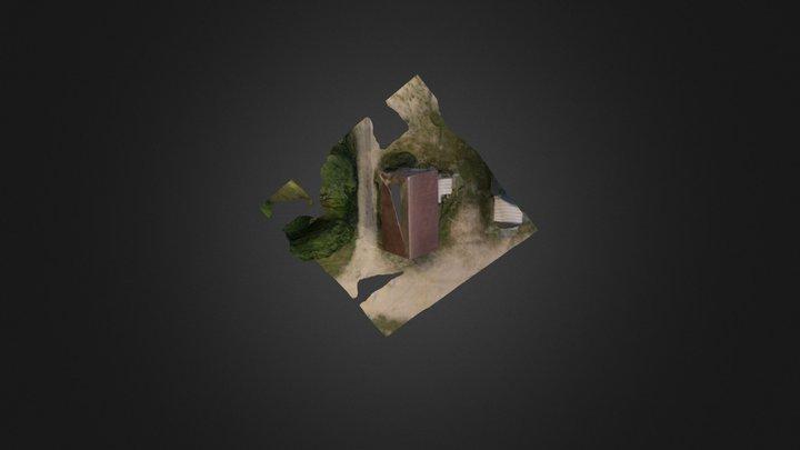 Maison 2 Tom 3D Model