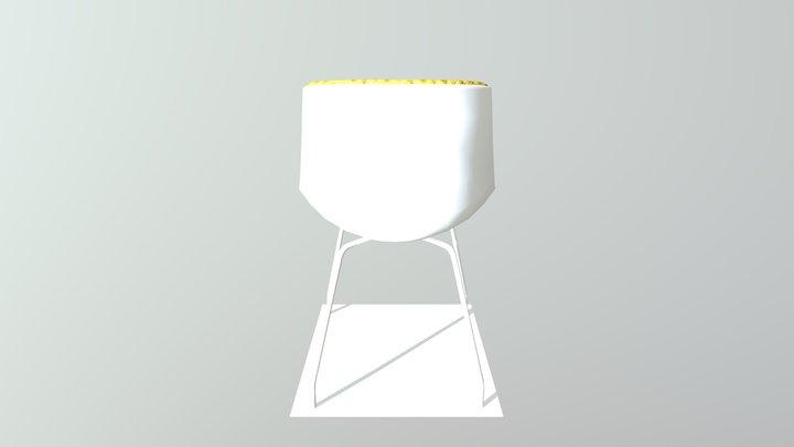 Flow Chair Fbx2 3D Model
