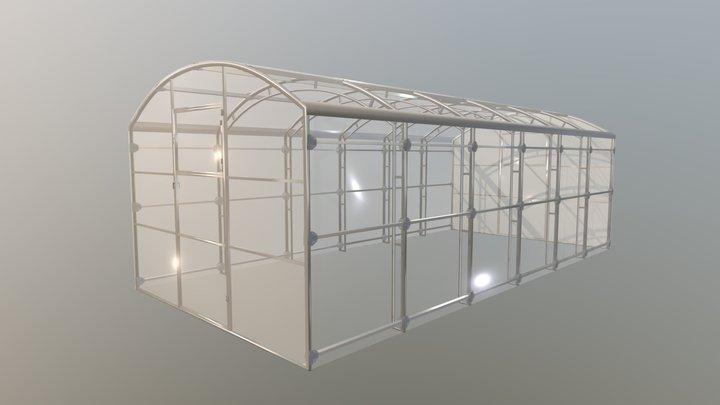Teplica2 2019 3D Model