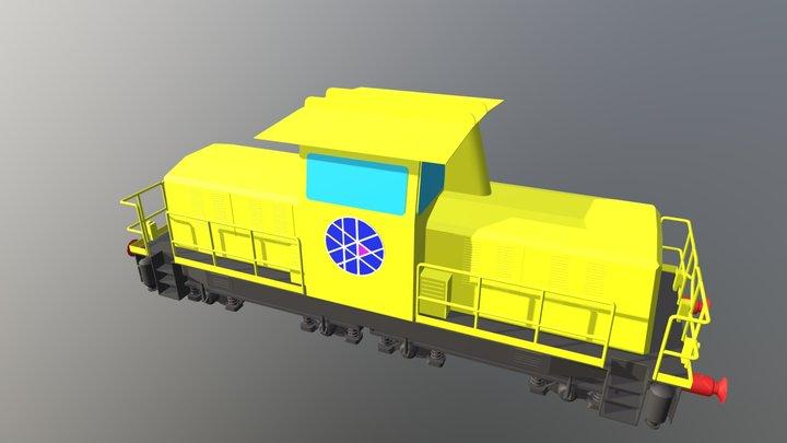 FNM 500-1 3D Model