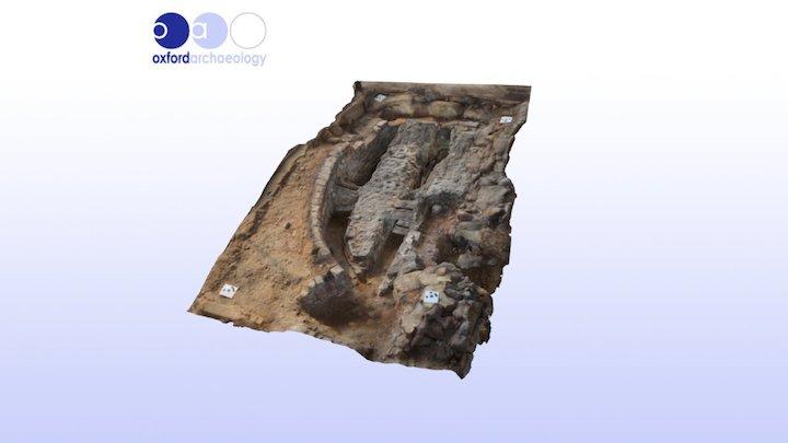 Woolwich - Stoneware Kiln 3D Model
