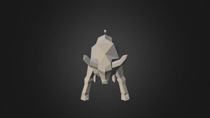 Tauros 3D Model