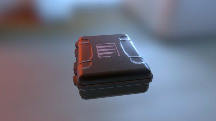 Ammo Case 3D Model