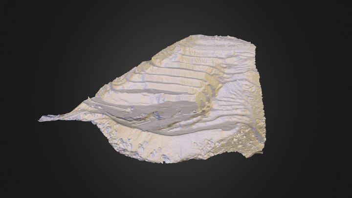 Le Pouzin 3D Model
