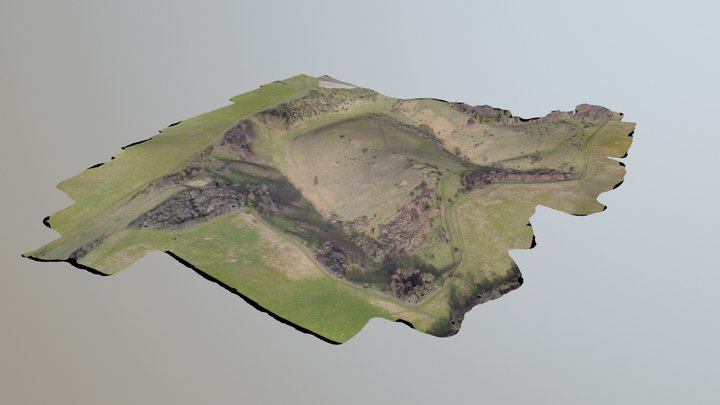 Pegsdon Hills Wildlife Trust BCN 3D Model