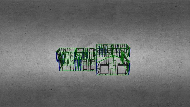 21 Kingdon Frames 3D Model