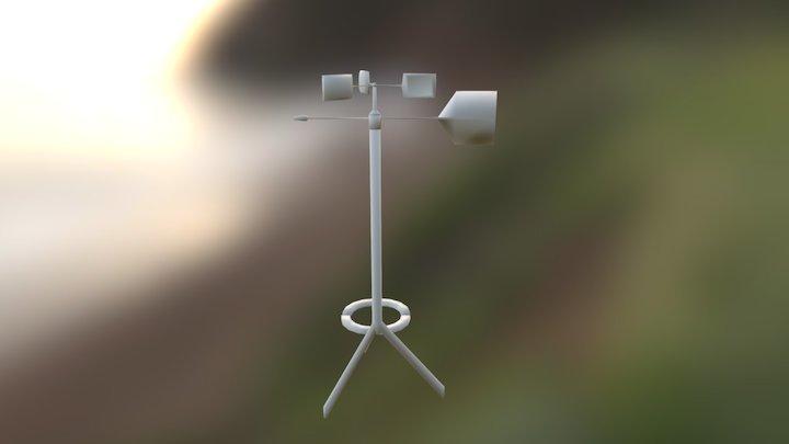 Anemometro 3D Model