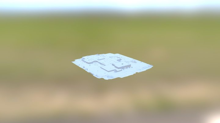 DAE try converted from fbx from P4 3D Model