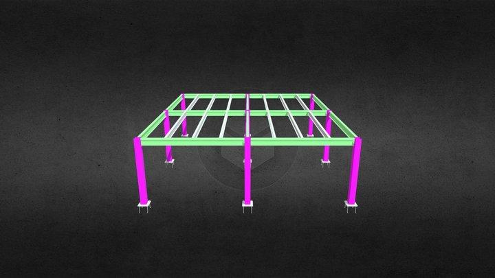 LOSA 3R 3D Model