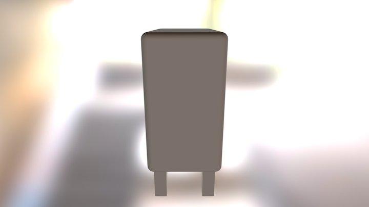 Chair08 3D Model