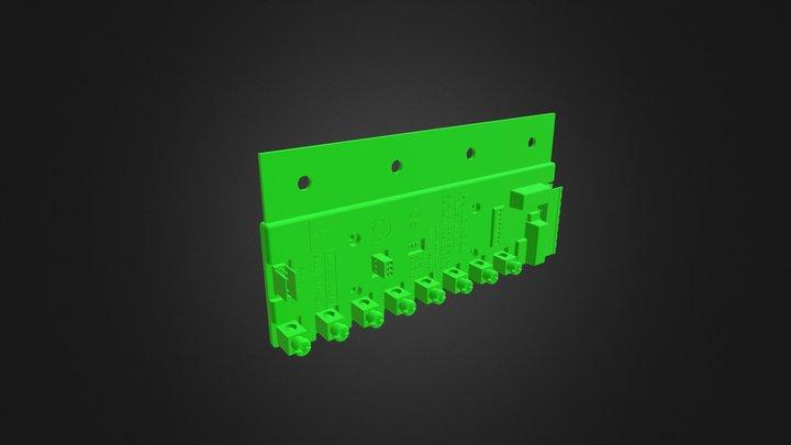 3Dmodel Master - Monsol 1000-1500 V 3D Model